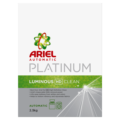 Ariel Platinum Fragrant HD Clean Automatic washing powder
